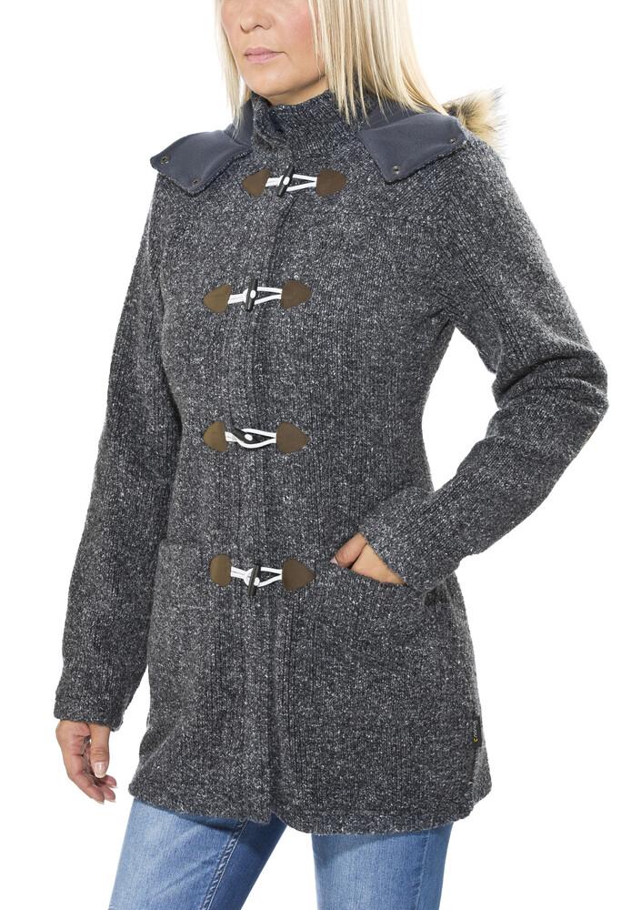 Jack wolfskin milton jacket damen